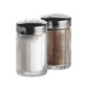 Salt-/Pebersæt inkl. påfyldning - glas