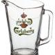 Ølkande Carlsberg - glas