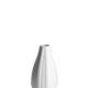Vase til 1 stilk 14 cm. - hvid-2